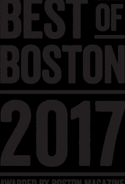 Best of Boston 2017 awarded to M. Lekkakos
