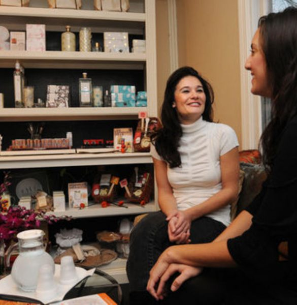 Maria Lekkakos featured in Business buzz in Wenham article by Bethany Bray.